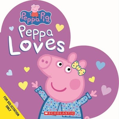Scholastic Inc. Peppa Loves (Peppa Pig)