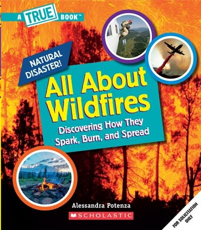 Children's Press All About Wildfires