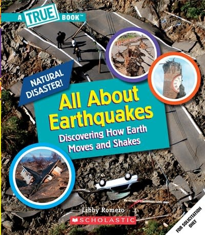 Children's Press All About Earthquakes