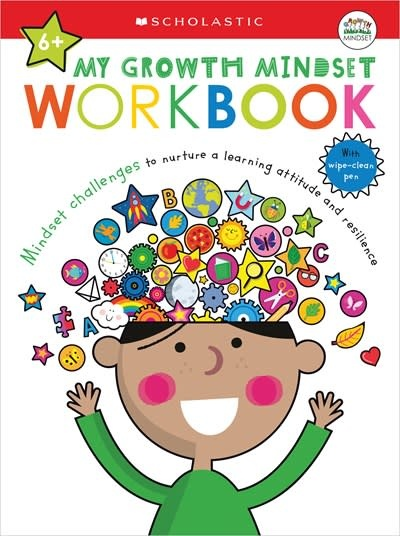 Cartwheel Books My Growth Mindset Workbook: Scholastic Early Learners (My Growth Mindset)