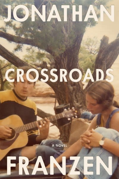 Farrar, Straus and Giroux Crossroads: A novel