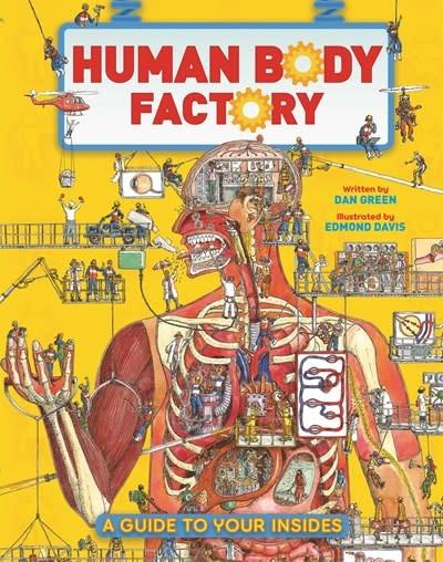 Kingfisher The Human Body Factory