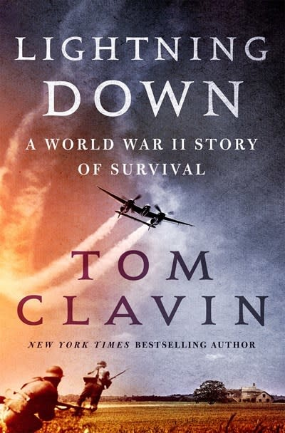 St. Martin's Press Lightning Down: A WWII story of survival [Joe Moser]