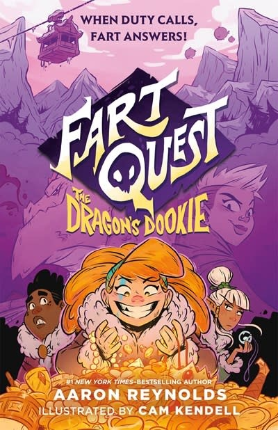 Roaring Brook Press Fart Quest: The Dragon's Dookie