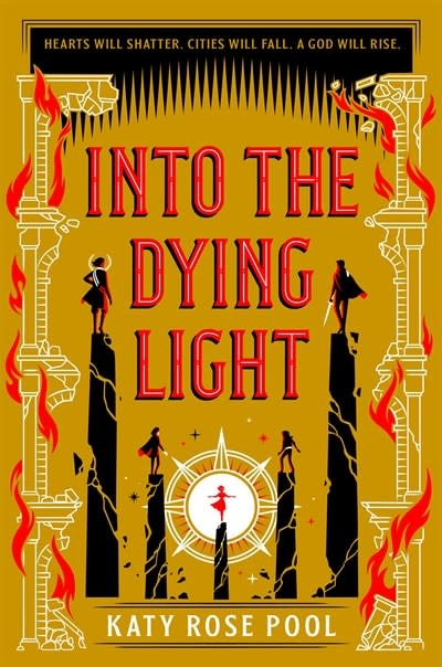 Henry Holt and Co. (BYR) Into the Dying Light