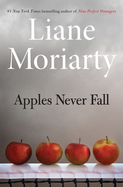 Henry Holt and Co. Apples Never Fall: A novel