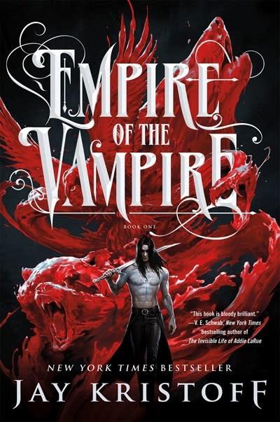 St. Martin's Press Empire of the Vampire #1
