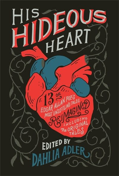 Flatiron Books His Hideous Heart