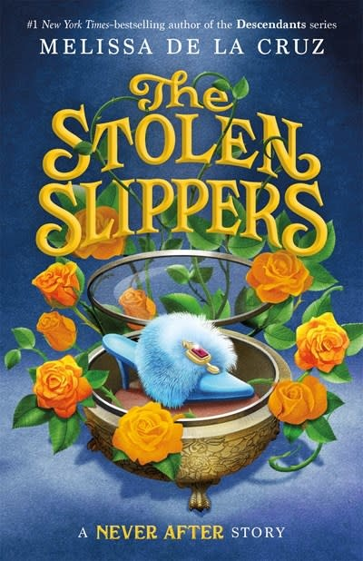 Roaring Brook Press Never After: The Stolen Slippers