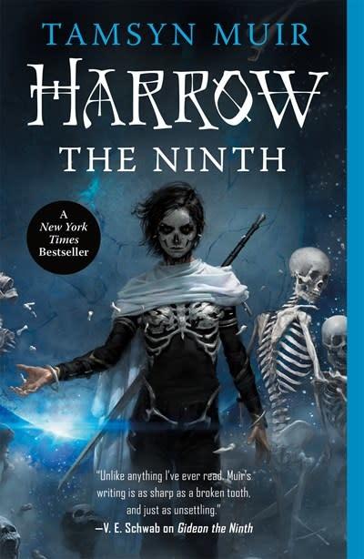 The Locked Tomb Trilogy #2 Harrow the Ninth