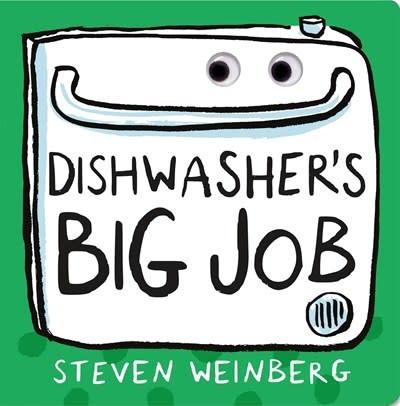 Roaring Brook Press Dishwasher's Big Job