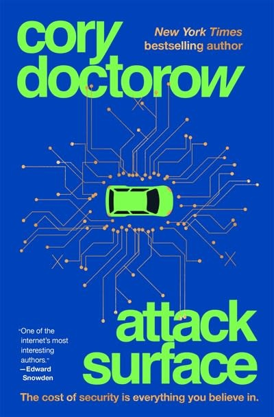Tor Books Attack Surface: A novel