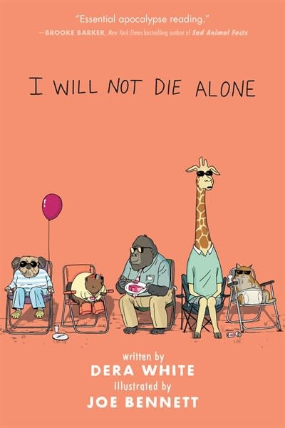 Forge Books I Will Not Die Alone