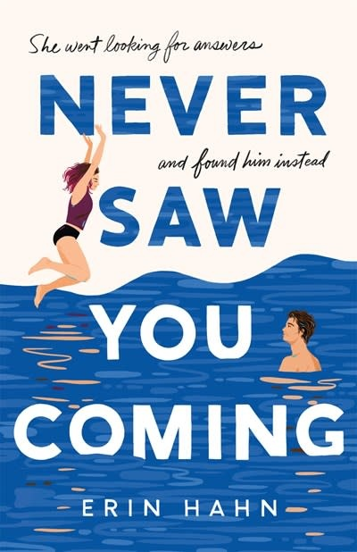 Wednesday Books Never Saw You Coming