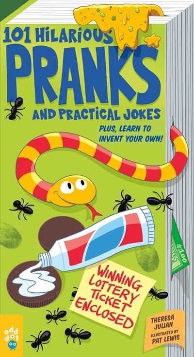 Odd Dot 101 Hilarious Pranks and Practical Jokes