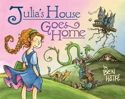 First Second Julia's House Goes Home