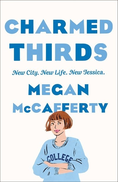 Wednesday Books Charmed Thirds