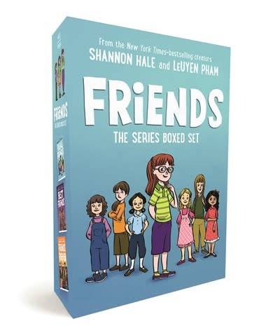 First Second Friends: The Series Boxed Set