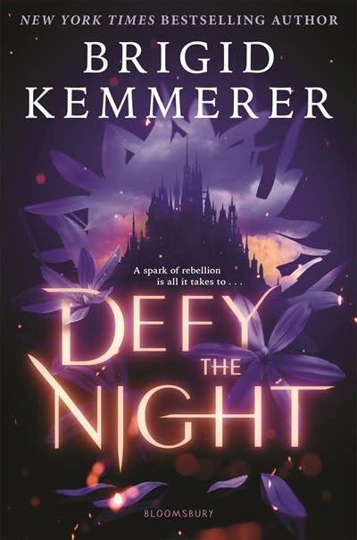 Bloomsbury YA Defy the Night