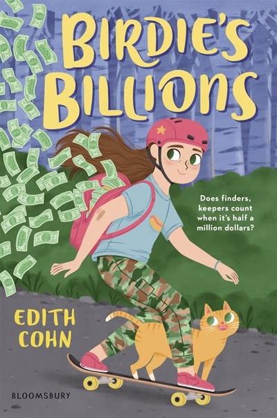 Bloomsbury Children's Books Birdie's Billions