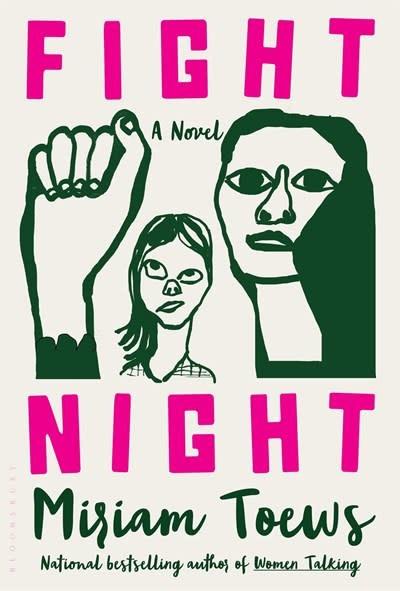 Bloomsbury Publishing Fight Night: A novel