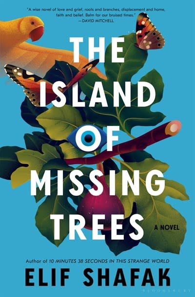 Bloomsbury Publishing The Island of Missing Trees: A novel