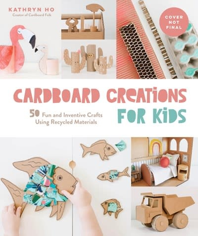 Page Street Publishing Cardboard Creations for Kids