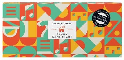 Family Game Night Gift Set