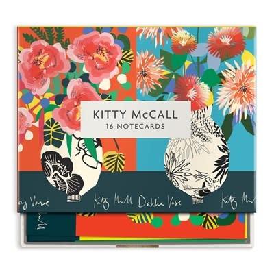 Galison Kitty McCall Greeting Assortment Notecard Box