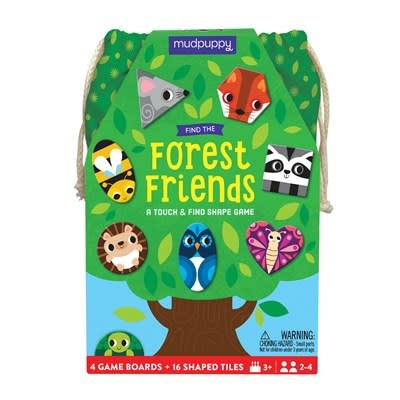 Mudpuppy Find the Forest Friends Game