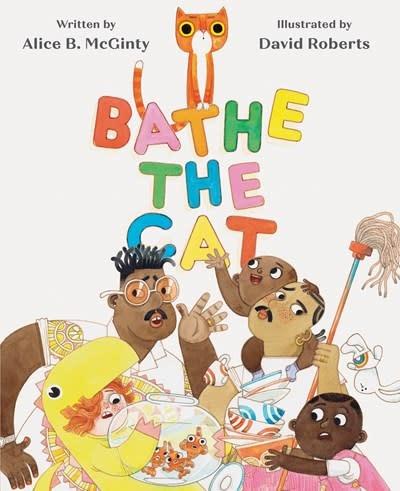 Chronicle Books Bathe the Cat