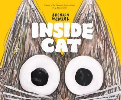 Chronicle Books Inside Cat