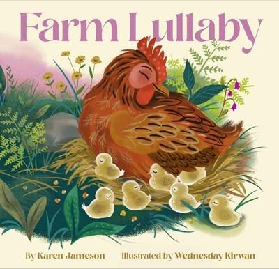 Chronicle Books Farm Lullaby