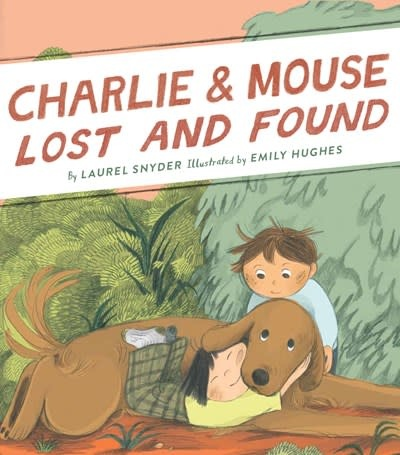 Chronicle Books Charlie & Mouse Lost and Found