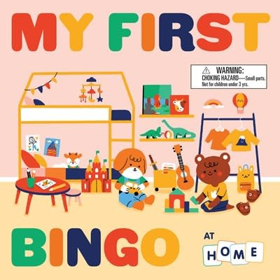 Laurence King Publishing My First Bingo: Home