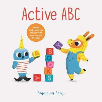 Chronicle Books Active ABC