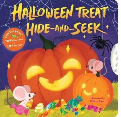Chronicle Books Halloween Treat Hide-and-Seek