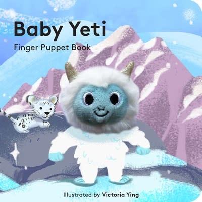 Chronicle Books Baby Yeti: Finger Puppet Book