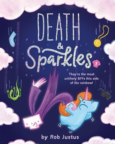 Chronicle Books Death & Sparkles