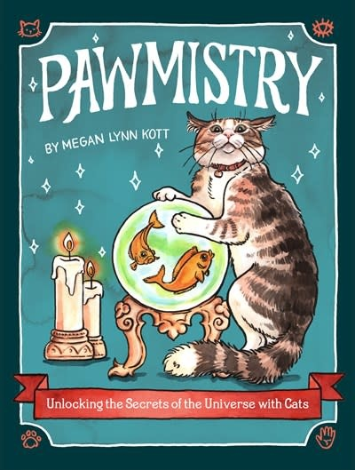 Chronicle Books Pawmistry