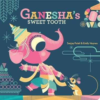 Chronicle Books Ganesha's Sweet Tooth