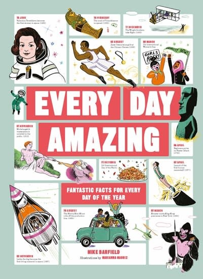 Laurence King Publishing Every Day Amazing
