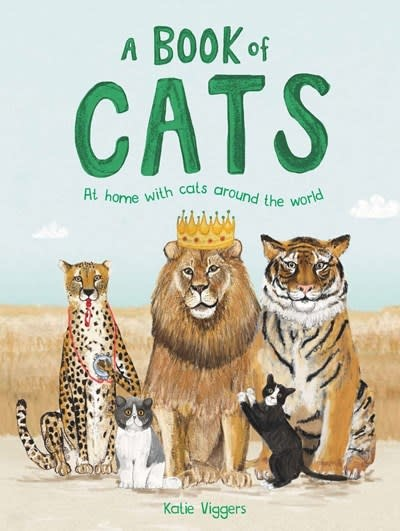 Laurence King Publishing A Book of Cats
