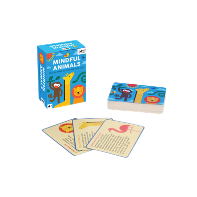 Mindful Menagerie Calming Cards