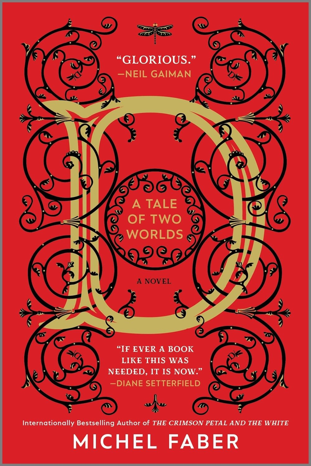 Hanover Square Press D (A Tale of Two Worlds): A novel
