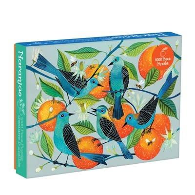 Naranjas (1000 Piece Puzzle)