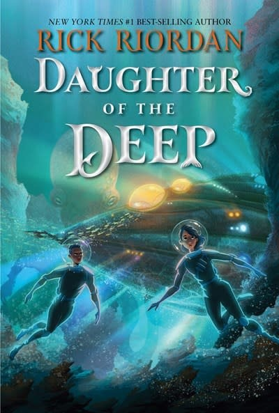 Disney-Hyperion Daughter of the Deep