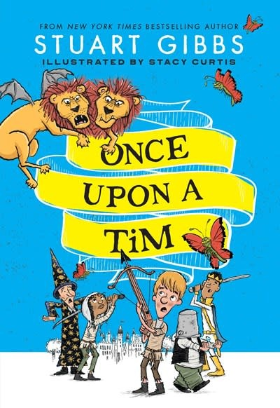 Simon & Schuster Books for Young Readers Once Upon a Tim