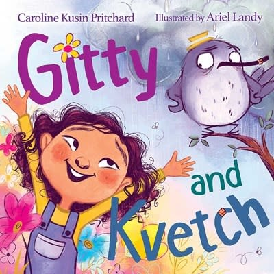 Atheneum Books for Young Readers Gitty and Kvetch