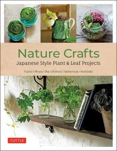 Tuttle Publishing Nature Crafts